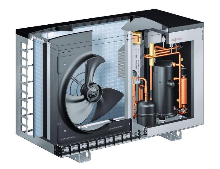 Ako funguje tepelné čerpadlo