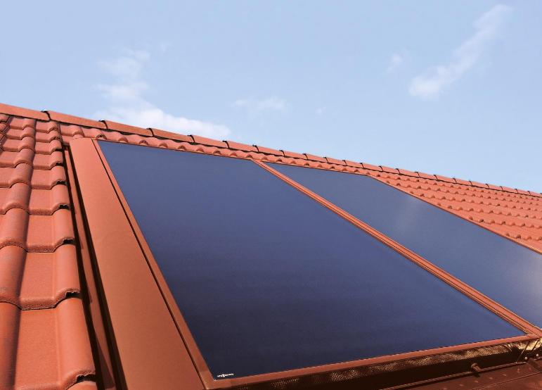 Funkcia a rozdelenie slnečných kolektorov