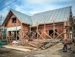 Stavba domu – postup